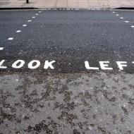 Focused Moms Challenge Week One: Look Left, Right, Left